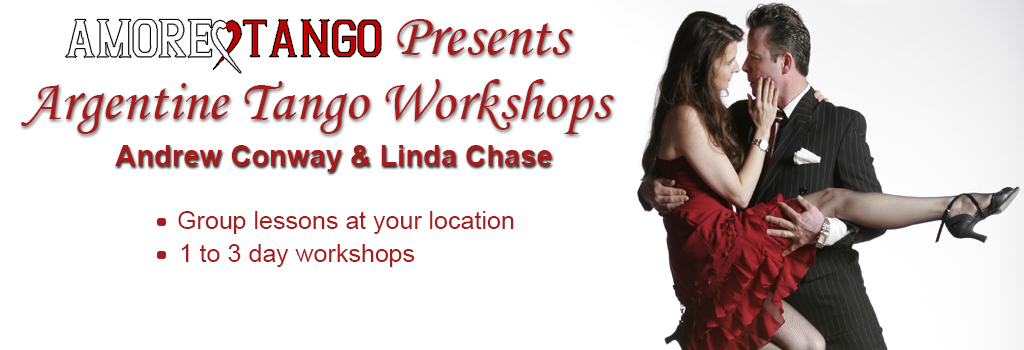 Argentine Tango Workshops